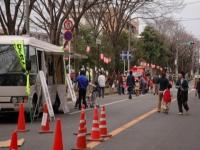 第10回前夜祭・警察PR・消防記念撮影コーナー